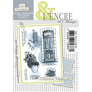 Tampon clear – L'Humeur Vagabonde – L'Encre et l'Image