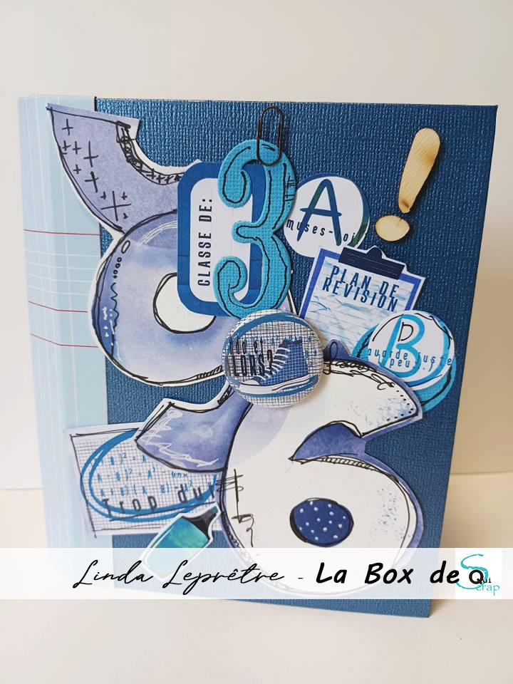 Tuto n°1 pour la Box de Septembre 2021 par Linda Leprêtre