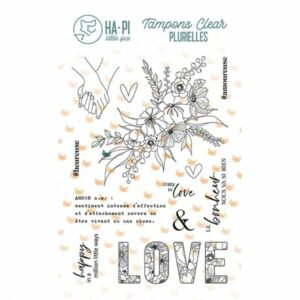 Tampons clear Amoureuse – HA PI Little Fox