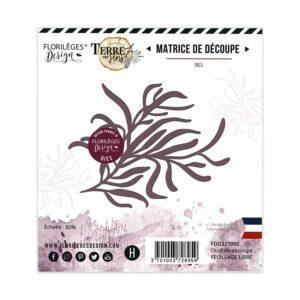 Die FEUILLAGE LIBRE Florilèges Design (Collection Terre des Sens)