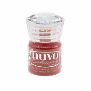 Poudre à Embosser Nuvo Sugared Strawberries